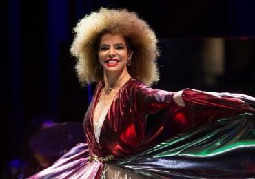 Vanessa da Mata faz show em Brasília