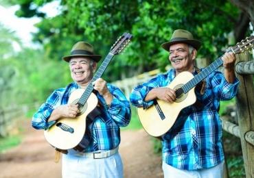 Zé Mulato e Cassiano comemoram 40 anos de carreira com show gratuito em Brasília