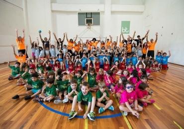Academia em Goiânia cria colônia de férias para a diversão da criançada