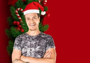 Fabiano Cambota faz 'Especial de Natal' com muito humor neste sábado em Goiânia