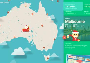 Google mostra onde está o Papai Noel em tempo real com o 'Siga o Papai Noel'; confira