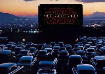Cine Drive-In realiza evento com food trucks, DJs e performances ao vivo na estreia de Star Wars