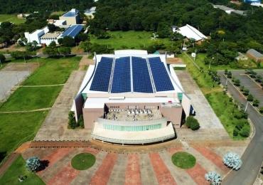 UFG inaugura Usina Solar Fotovoltaica no Câmpus Samambaia gerando economia de 2.575,91 MWh/ano