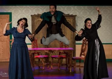 Comédia do dramaturgo carioca Martins Pena ganha versão goiana