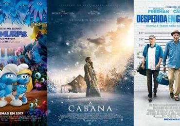 3 grandes estreias para curtir nos cinemas de Brasília