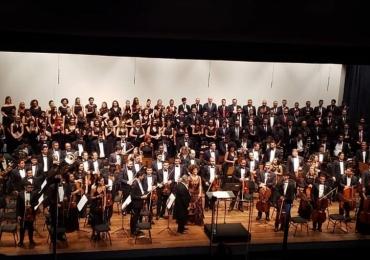 Orquestra Sinfônica de Goiânia faz tributo a Pink Floyd com Rock Sinfônico