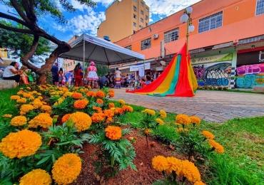 Descubra lugares diferentões pra fazer aquela foto em Goiânia