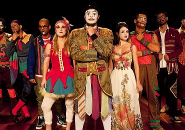 10 coisas que você provavelmente não sabia sobre o Teatro Mágico