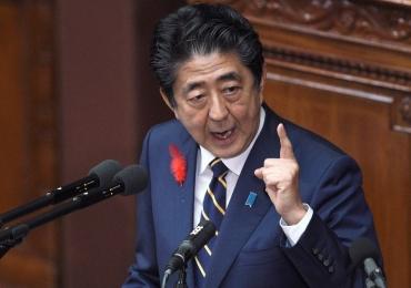 Primeiro-ministro do Japão diz que COI aceitou o pedido para adiar as Olimpíadas por um ano