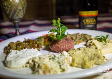 Restaurante Árabe em Goiânia oferece festival por R$ 49,90