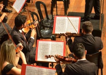 Orquestra Sinfônica Jovem de Goiás faz concerto 'Gala Lírica' em homenagem ao dia do professor em Goiânia