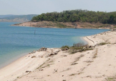 Conheça um paraíso de areia branca e águas cristalinas em Tupaciguara, a poucas horas de Uberaba