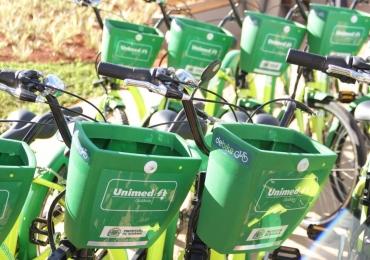 Uso das bicicletas públicas em Goiânia supera índices de Buenos Aires