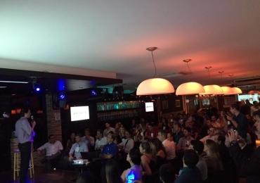 Com abordagem divertida e formato inovador, 'happy hour business' acontece em Uberlândia