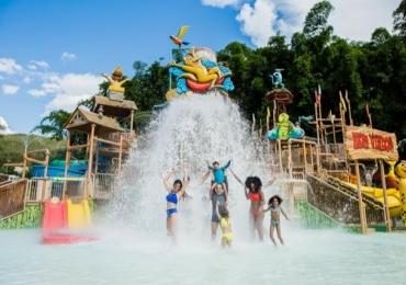 Folia da Bahia vai invadir o Hot Park nesse Carnaval 2020