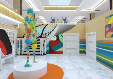 Shopping de Uberlândia recebe circuito inspirado em 'Escola de Gênios', do Gloob