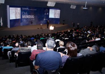 Goiânia recebe evento nacional em comemoração ao Dia Mundial da Filosofia
