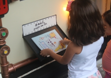Incrível máquina de livros chega a Anápolis nesta sexta-feira
