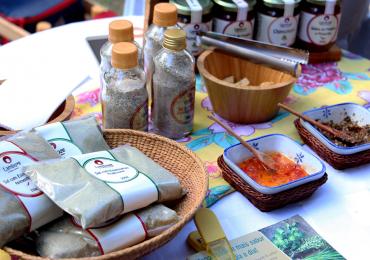 Feirinha vegana com temática junina acontece em Goiânia