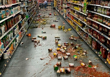 Califórnia registra maior terremoto dos últimos 20 anos