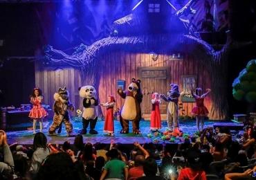 Goiânia recebe musical infantil Masha e o Urso Live Show