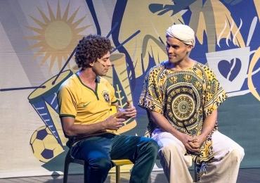 Espetáculo de comédia encerra o ano com duas últimas apresentações em Brasília
