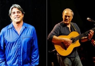 Ivan Lins e Toquinho fazem show em Brasília com clássicos da Bossa Nova e MPB