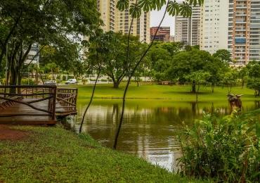 Parque Flamboyant sedia evento cheio de atividades gratuitas no Dia das Crianças