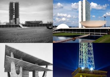 10 fotos que vão te mostrar o Antes e o Depois de Brasília