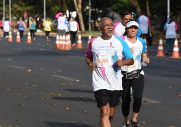 Brasília recebe mais uma edição de corrida solidária