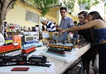 Sétima edição do Mercado de Pulgas acontece neste fim de semana em Uberlândia