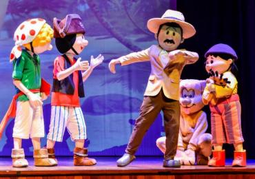 Cabeça Oca promete divertir a garotada em espetáculo de aventura ambientado em Goiânia