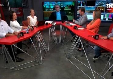 Jornalista do Globo News cai no gemidão do WhatsApp ao vivo; veja vídeo