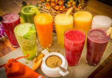 Restaurante brasiliense aposta em sucos energizantes para o carnaval