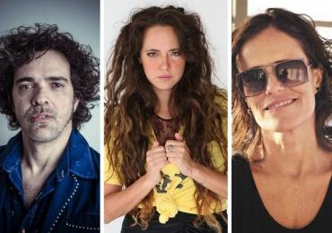 Paulinho Moska, Tiê e Zélia Duncan fazem show em Brasília