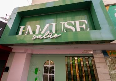 Salão de beleza 'LaMuse' faz sucesso com ambiente que parece uma casa de boneca em Goiânia