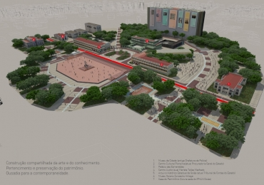 Praça Cívica vai abrigar Circuito Cultural em Goiânia