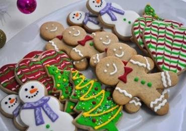 Criamigos tem Magia do Natal com oficina de biscoitos natalinos em Goiânia