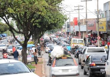 Confira as mudanças no trânsito da região da 44 em Goiânia