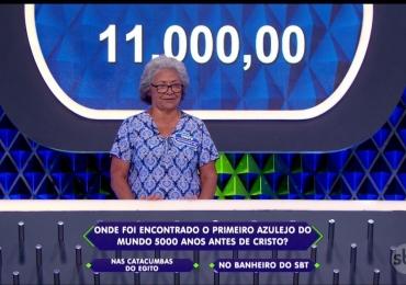 Novo programa de Silvio Santos diverte internautas com perguntas extremamente fáceis; confira