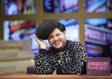 Marcos Majella, o Ferdinando do Multishow, faz show de humor em Goiânia