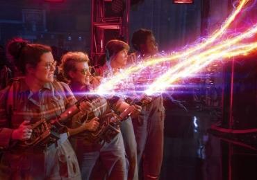 Nova versão de 'Caça-fantasmas' chega aos cinemas com mulheres poderosas