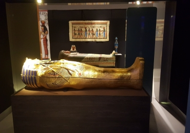 Brasília recebe Museu Egípcio Itinerante