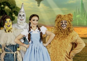 Cia teatral faz apresentação gratuita de O Mágico de Oz em Águas Claras