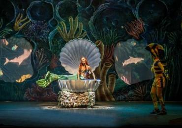 Musical A Pequena Sereia com participação de Lara Brito chega à Goiânia