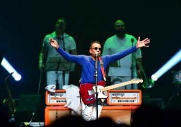 Jorge Ben Jor faz show em Brasília