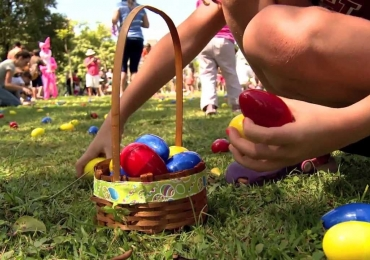 Brasília recebe evento de Páscoa para a criançada