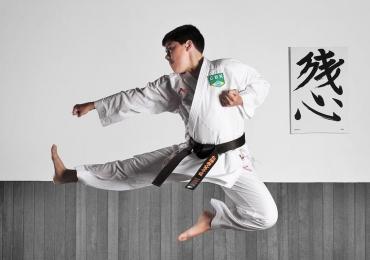 Aos 12 anos, atleta de Goiânia vai disputar Sul Americano de Karatê
