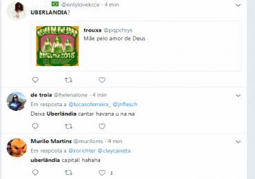 Uberlândia chega aos Trending Topics do Twitter por causa de turnê anunciada por Camila Cabello