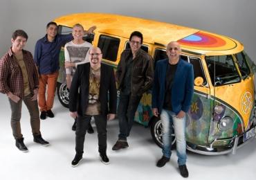 Roupa Nova faz show em Goiânia na nova turnê 2017